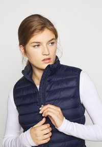 Save the duck - GIGAY - Waistcoat - navy blue - 3