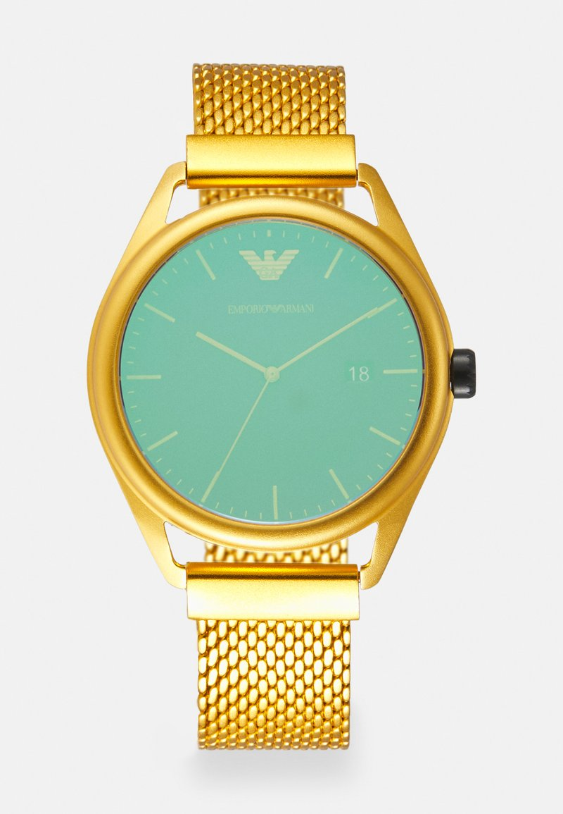 Emporio Armani - MATTEO - Watch - yellow