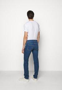 Boglioli - Straight leg jeans - dark blue denim - 2