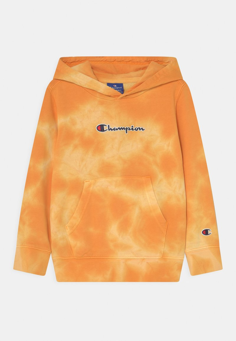 Champion Rochester - COLOR SPLASH HOODED UNISEX - Mikina na zip - gold