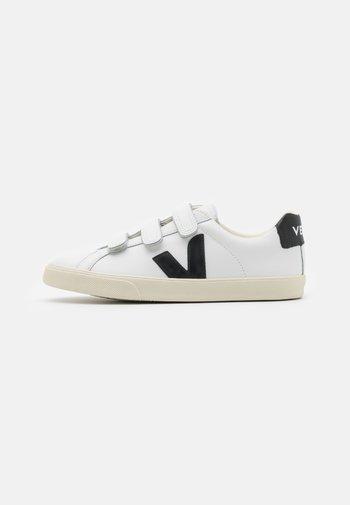 3 LOCK LOGO - Trainers - extra white/black