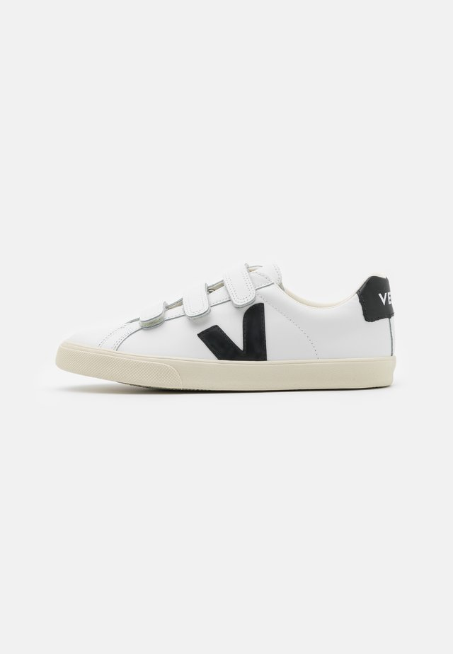 3 LOCK LOGO - Sneakers - extra white/black