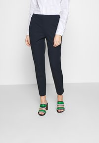 Polo Ralph Lauren - SLIM LEG PANT - Leggings - aviator navy - 0