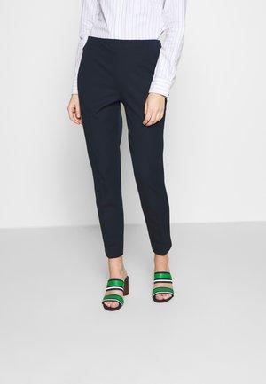 SLIM LEG PANT - Leggings - Trousers - aviator navy