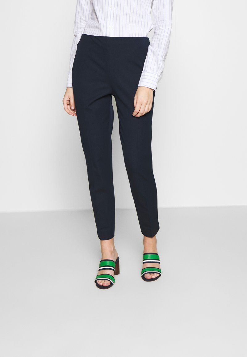 Polo Ralph Lauren - SLIM LEG PANT - Leggings - aviator navy