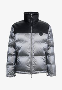 John Richmond - JACKET HAMMOS - Dunjakker - silver/black - 4