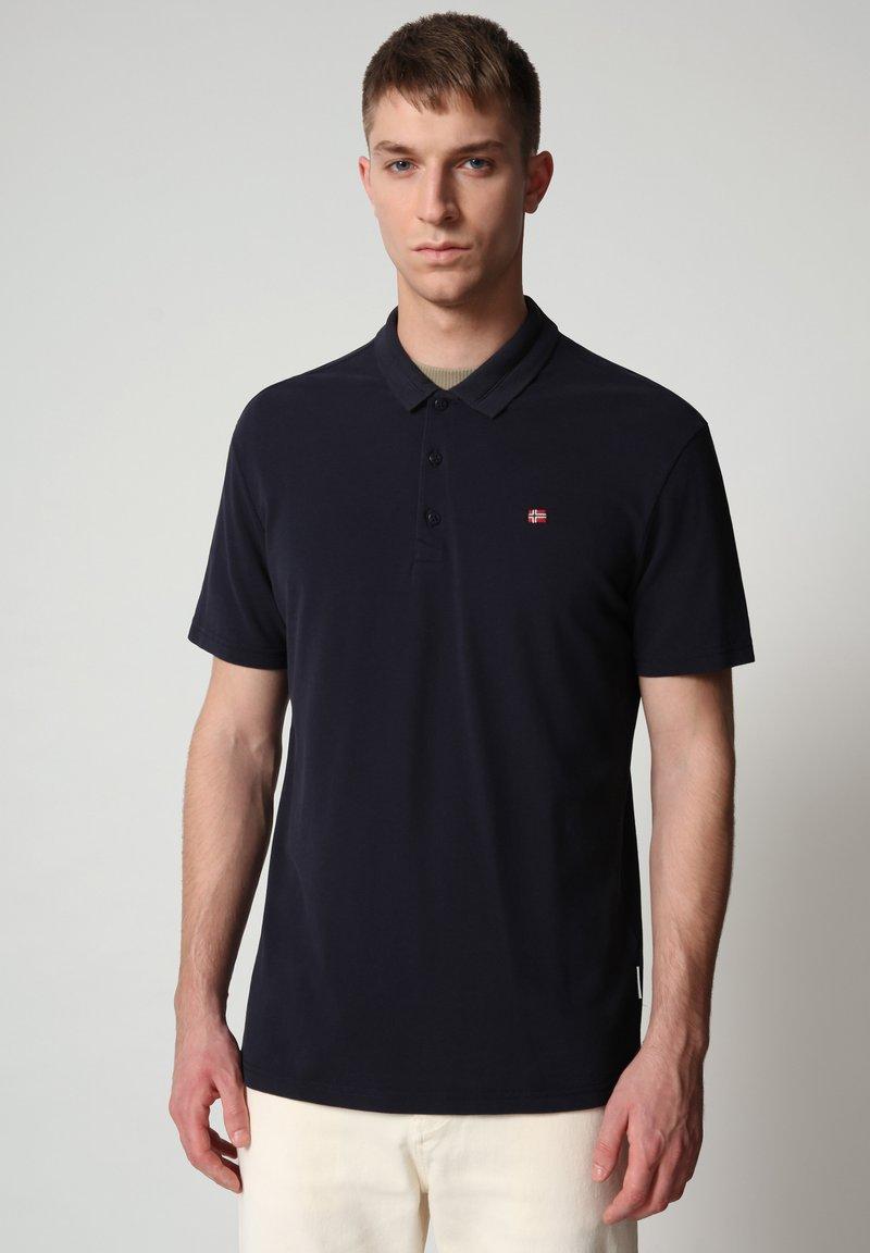 Napapijri - EALIS - Polo shirt - blu marine
