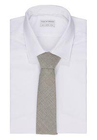 Shelby & Sons - OSTA TIE - Tie - grey - 1