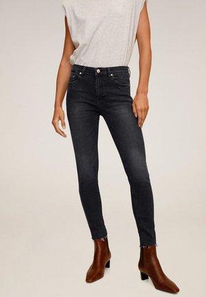 ISA - Jeans Skinny - open grey