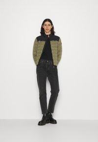 Replay - Light jacket - khaki - 1