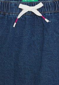 Benetton - ONLINE GIRL - Spódnica jeansowa - blue denim - 2