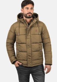 Solid - DENILSON - Winter jacket - sepia - 0