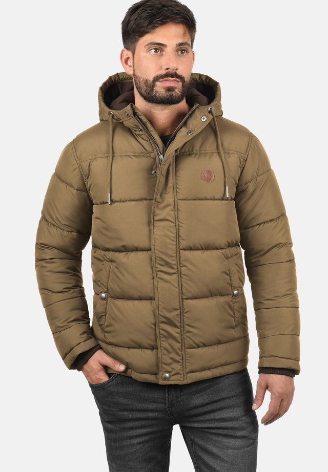 DENILSON - Winter jacket - sepia