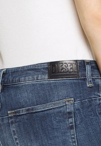 Diesel - D-JEVEL - Jeans Skinny Fit - medium blue - 4