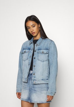 ONLMARIAH JACKET - Džínová bunda - light blue denim