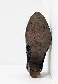 Felmini Wide Fit - WANDA - Kotníková obuv - pacific black - 6
