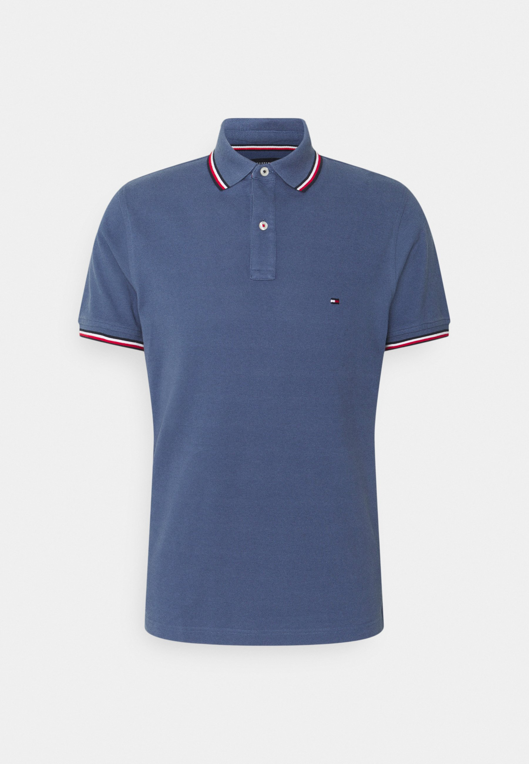 Men TIPPED SLIM - Polo shirt