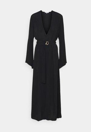 DRESS - Robe longue - nero
