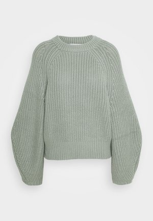 FIENE JUMPER - Jumper - light green