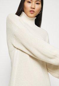 esmé studios - SCARLETT DRESS - Strikket kjole - egg white - 3
