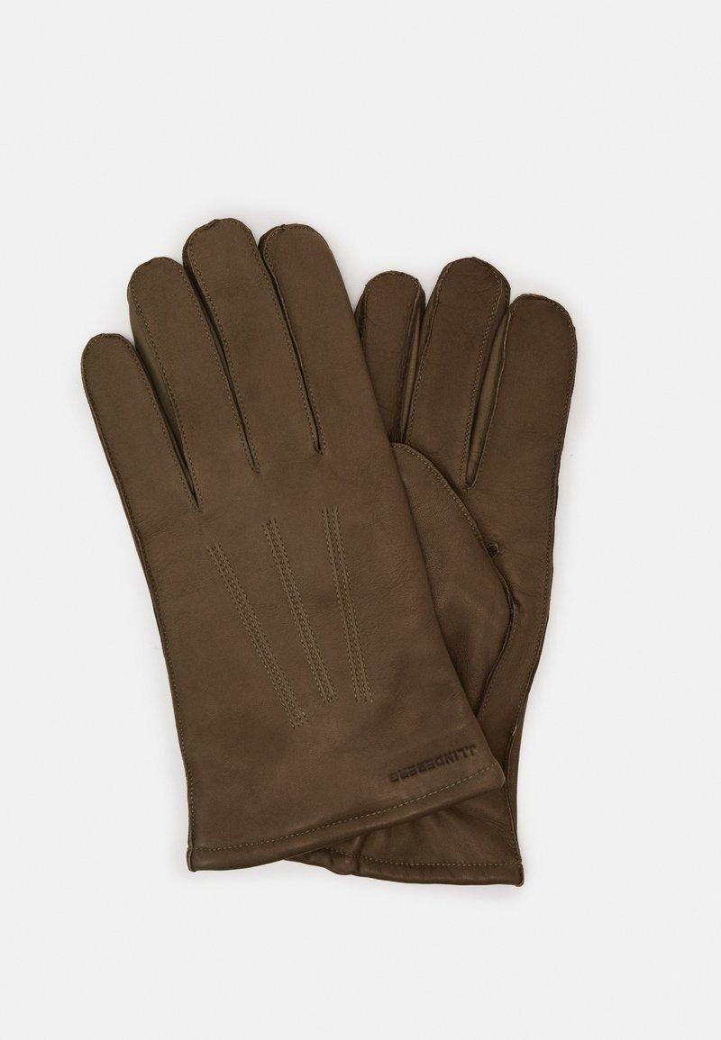 J.LINDEBERG - MILO GLOVE - Gloves - army green