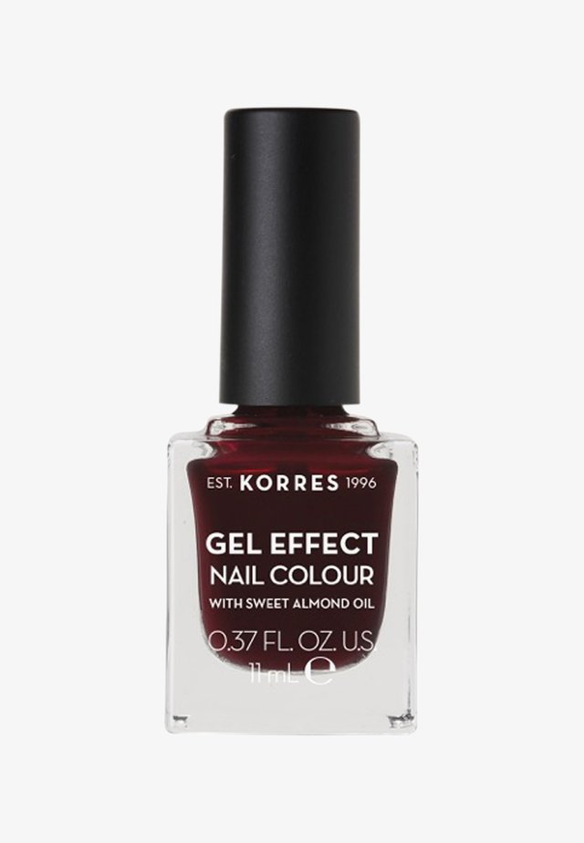 GEL-EFFEKT NAGELLACK - Neglelak - burgundy red 57