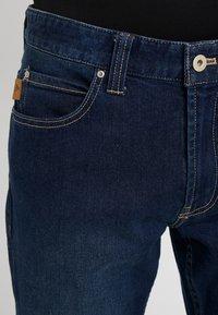 Emporio Armani - Straight leg jeans - denim blue - 5