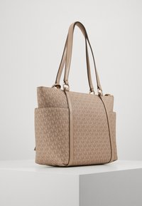 MICHAEL Michael Kors - SEMI LUX - Handbag - truffle - 2