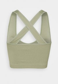 South Beach - NECK CROSS BACK - Toppi - dessert sage - 5
