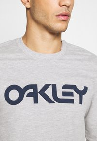 Oakley - CREW - Sweatshirt - mottled grey - 4