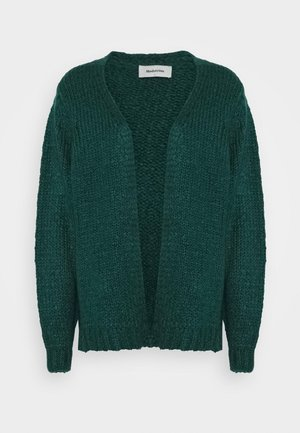 VALENTIA CARDIGAN - Cardigan - empire green