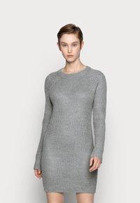 Even&Odd - Robe pull - mottled grey - 0