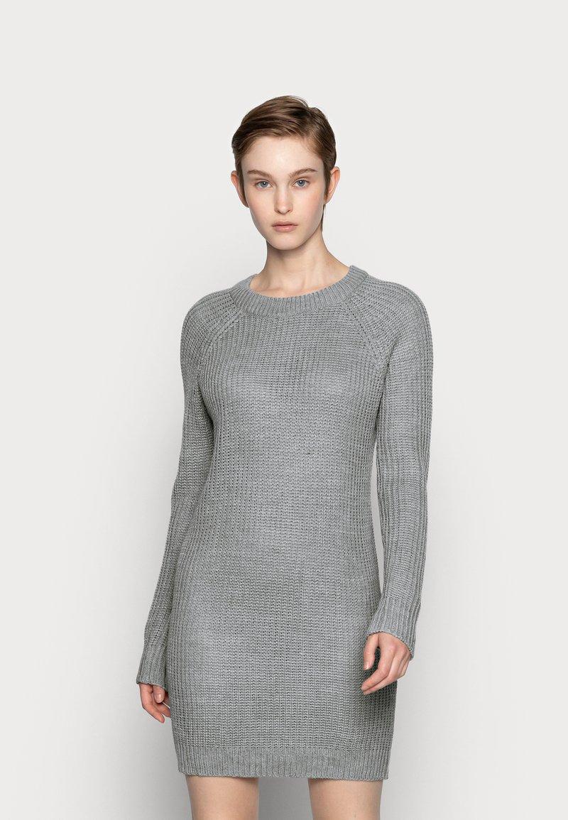 Even&Odd - Robe pull - mottled grey