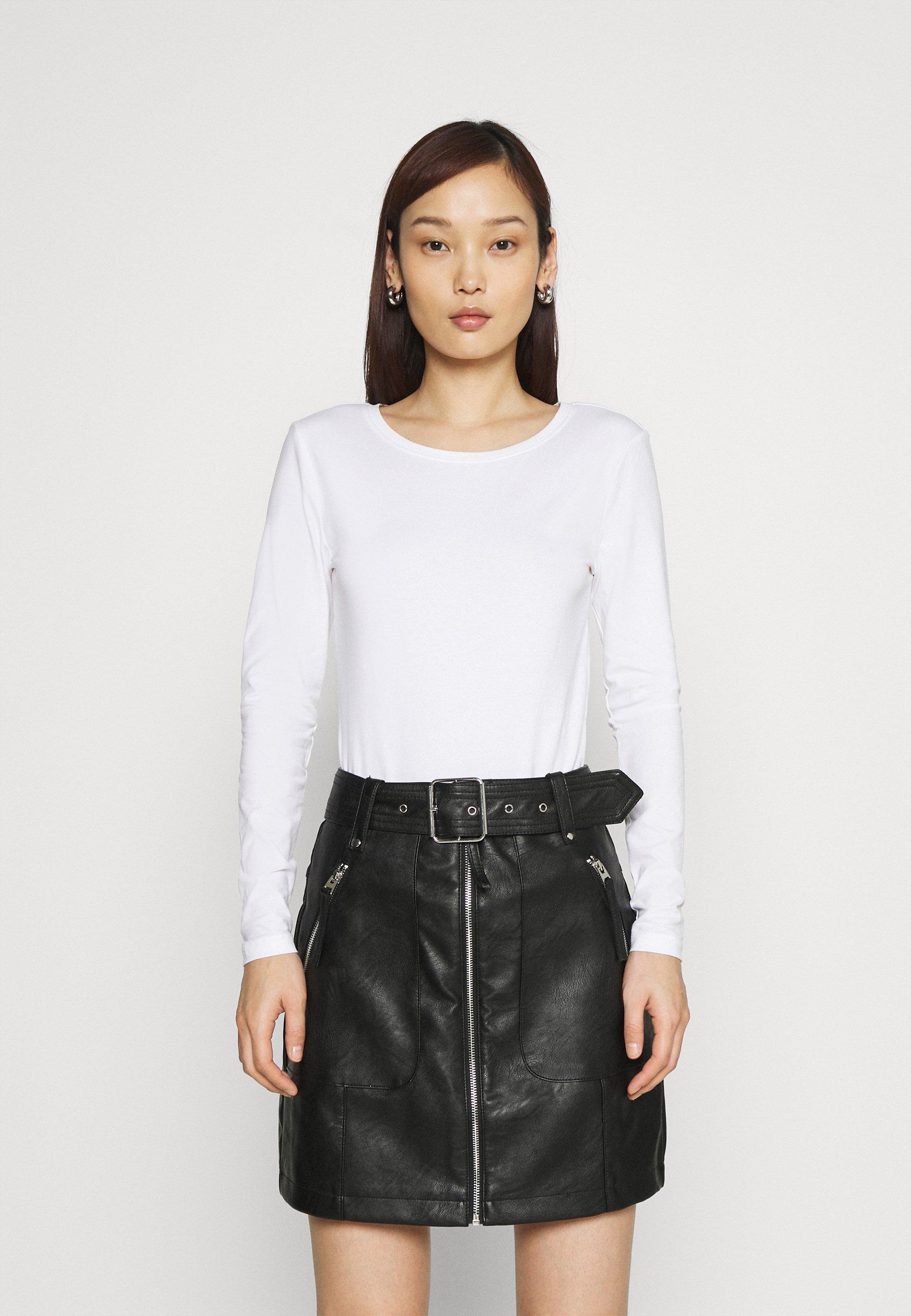 Femme ONLFIFI LIFE O NECK - T-shirt à manches longues