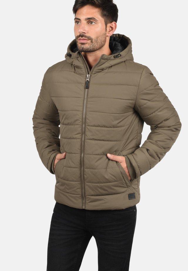 NILSON - Winterjas - mocca brown