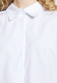 one more story - BLOUSE - Button-down blouse - white - 5