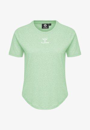 PEYTON  - T-shirts print - ice green