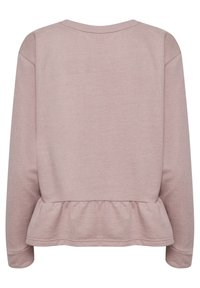 Cream - CRTALLI - Sweatshirt - woodrose melange - 5
