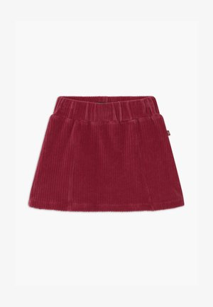 SMALL GIRLS - A-line skirt - rio red