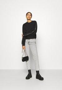 Diesel - F-ROSETTA SWEAT-SHIRT - Sweater - black - 1