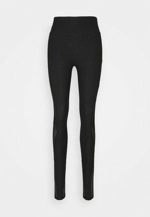HANIM - Leggings - Trousers - pitch black