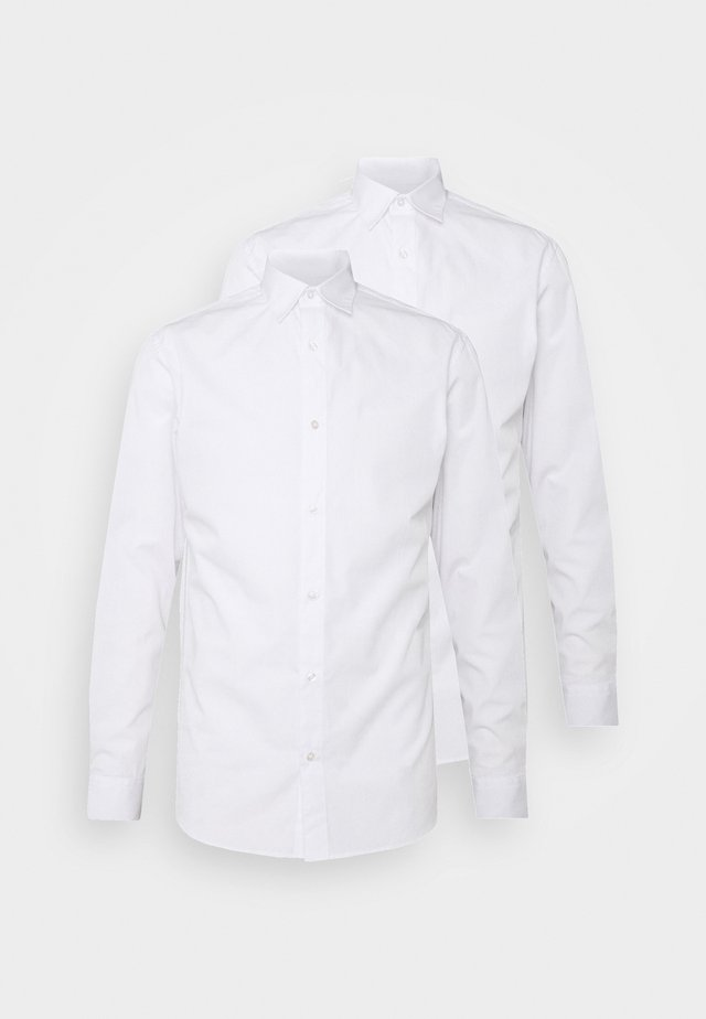 JJJOE 2 PACK - Shirt - white