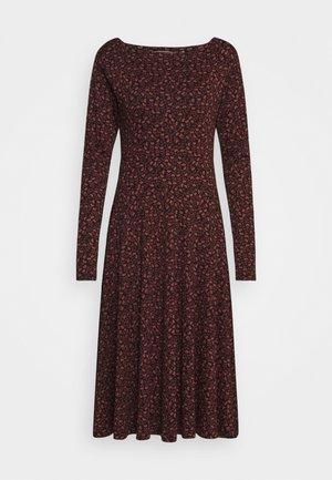 SIGRID DRESS - Jersey dress - black