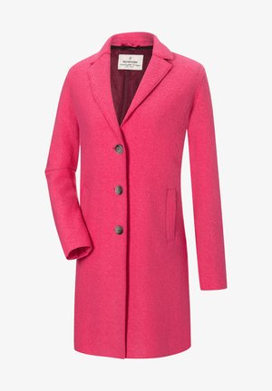 ABRA - Classic coat - pink