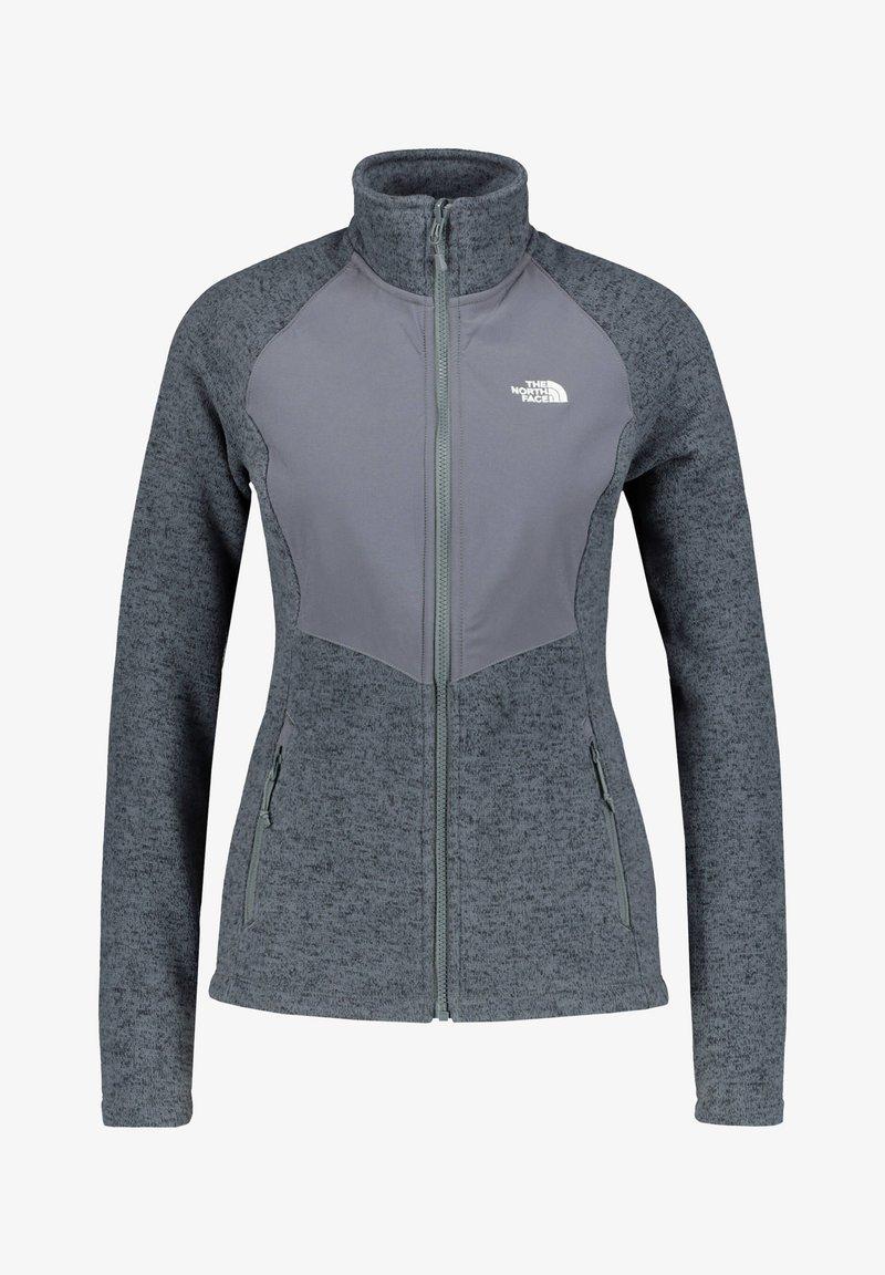 The North Face - Fleece jacket - grau