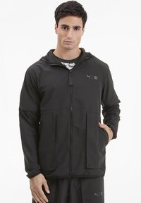 Puma - FIRST MILE - Sports jacket - black - 0