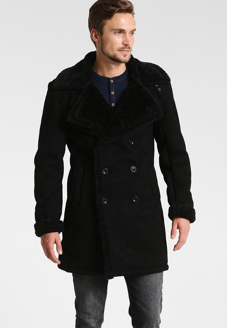 INDICODE JEANS - JOVANI - Cappotto corto - black