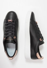 Ted Baker - GIELLI - Trainers - black - 3