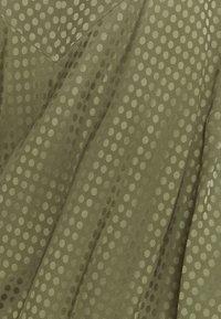 Sportmax Code - UCRAINA - A-line skirt - khaki - 2