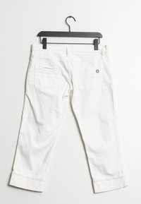 Trussardi Jeans - Relaxed fit jeans - white - 1